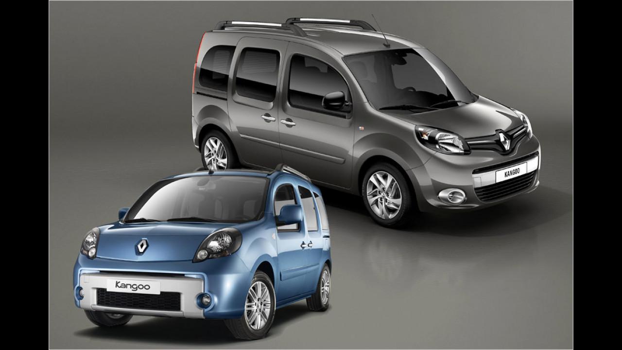 Renault Kangoo Facelift