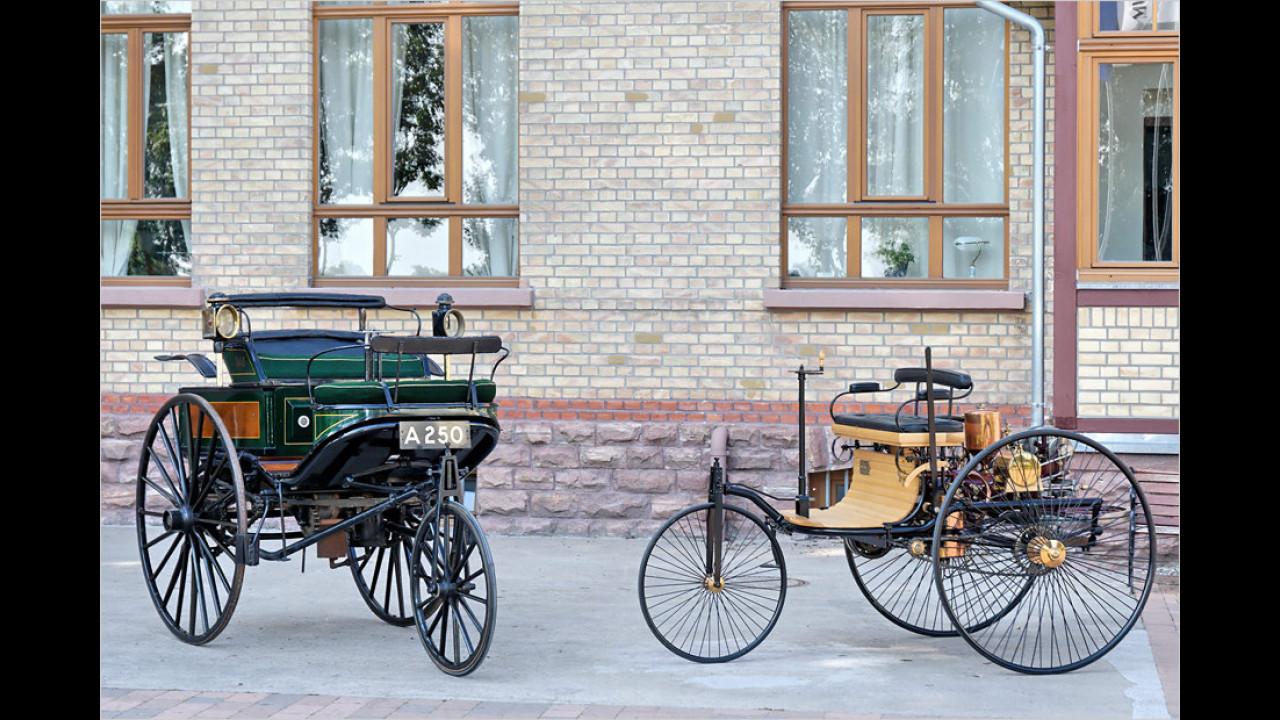 Benz Patent-Motorwagen (1888)