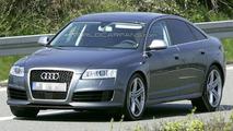 Audi RS6 Spy Photo