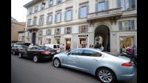 Jaguar alla Milano Fashion Week con Dolce & Gabbana