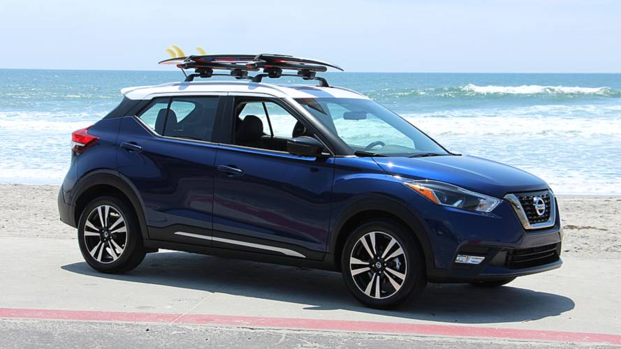 2018 Nissan Kicks First Drive: Crossing Over