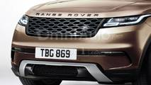 Range Rover Evoque render