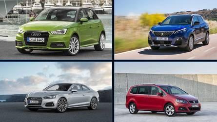Los 10 coches con motor de gasolina que menos gastan