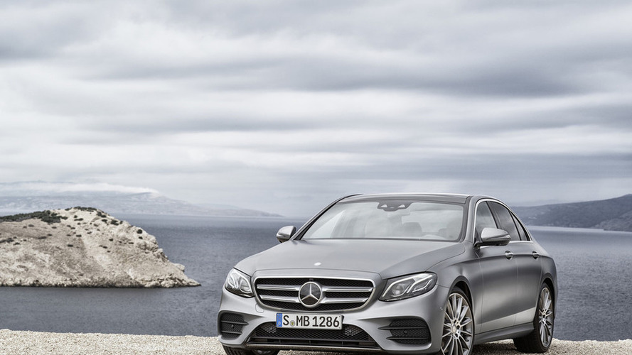 2016 Mercedes E Class fully revealed in leaked images