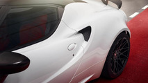 Alfa Romeo 4C bumped to 314 hp does 190 mph