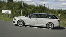 Audi RS6 Avant First Spy Photos
