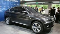 BMW X6 Sports Activity Coupe Concept