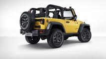 Jeep Wrangler Rubicon Rocks Star
