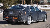2016 Cadillac CT6 spy photo