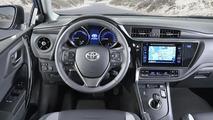 Makyajlı 2015 Toyota Auris