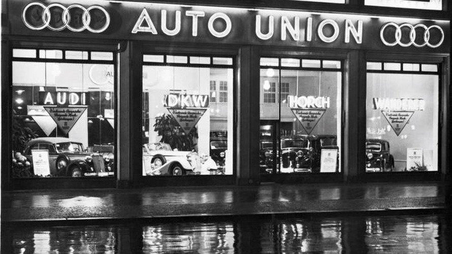 Historical study commissioned by Audi shows Auto Union's Nazi ties