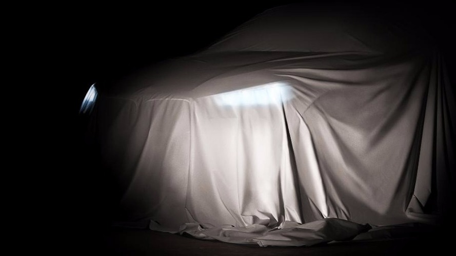 BMW X2 teased before imminent Paris reveal