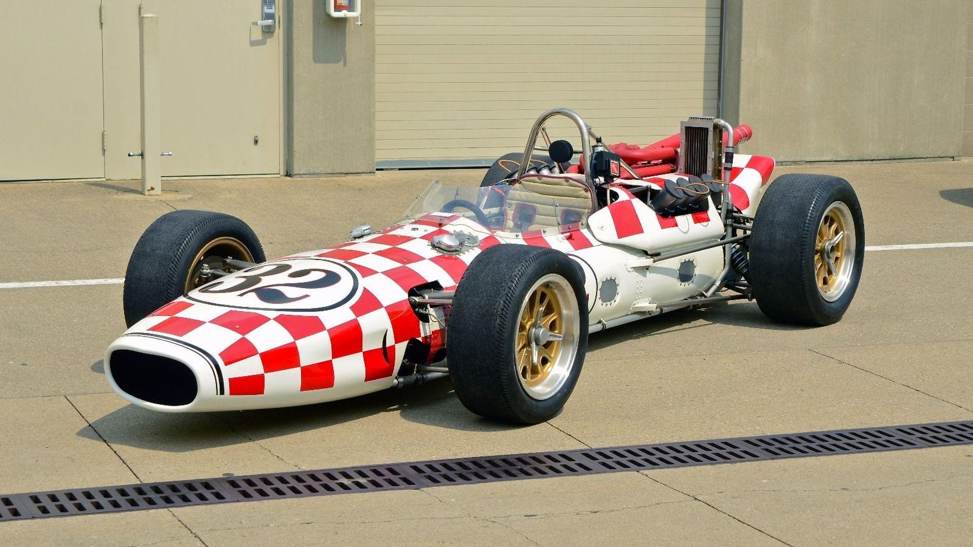 Vintage Indy Cars For Sale 25