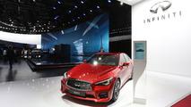 2017 Infiniti Q30S Paris Otomobil Fuarı