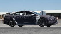 Hyundai Sonata N Spy Photos