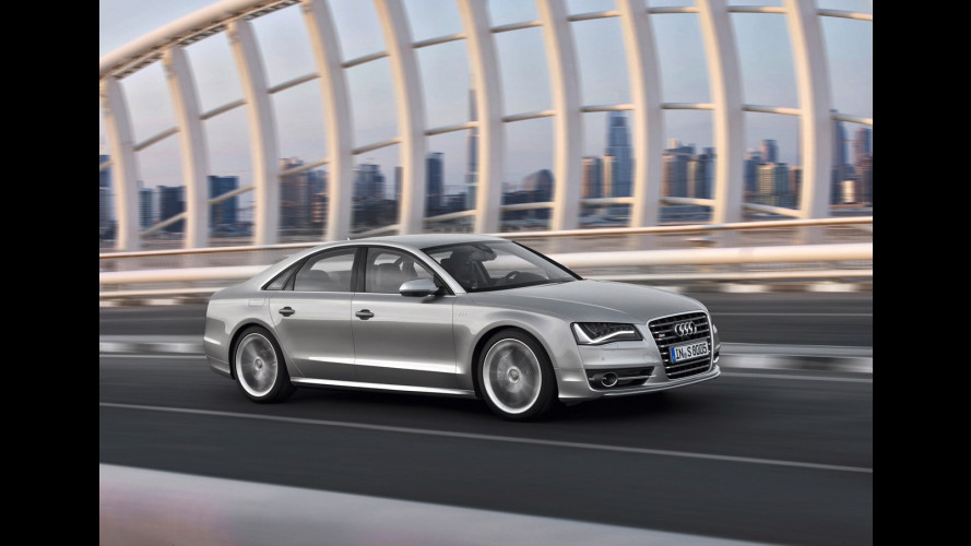 Le nuove Audi S6, S7, S8