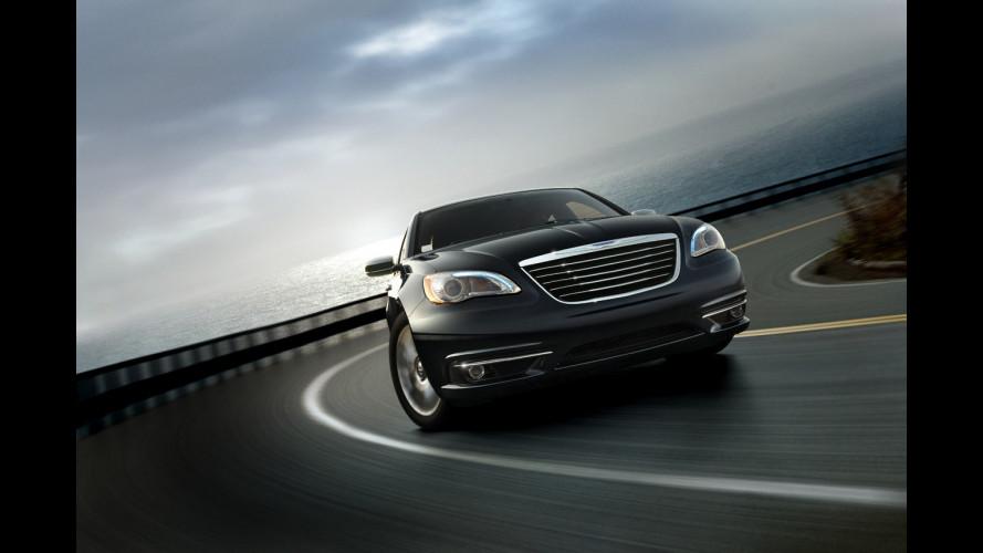 Chrysler 200: la comprereste come Lancia Flavia?