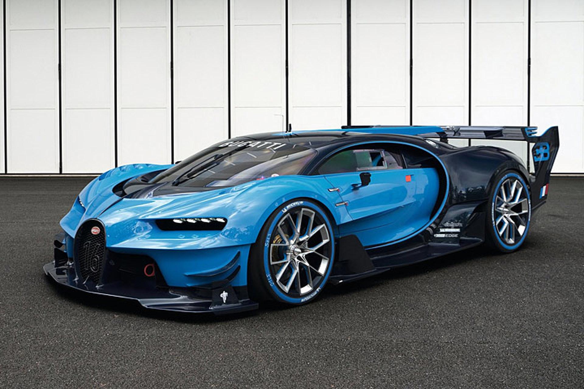Bugatti Chiron Could Push 290 MPH