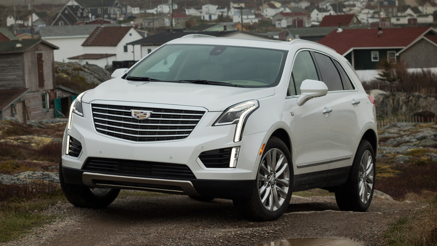 Cadillac's new small crossover will arrive in 2018