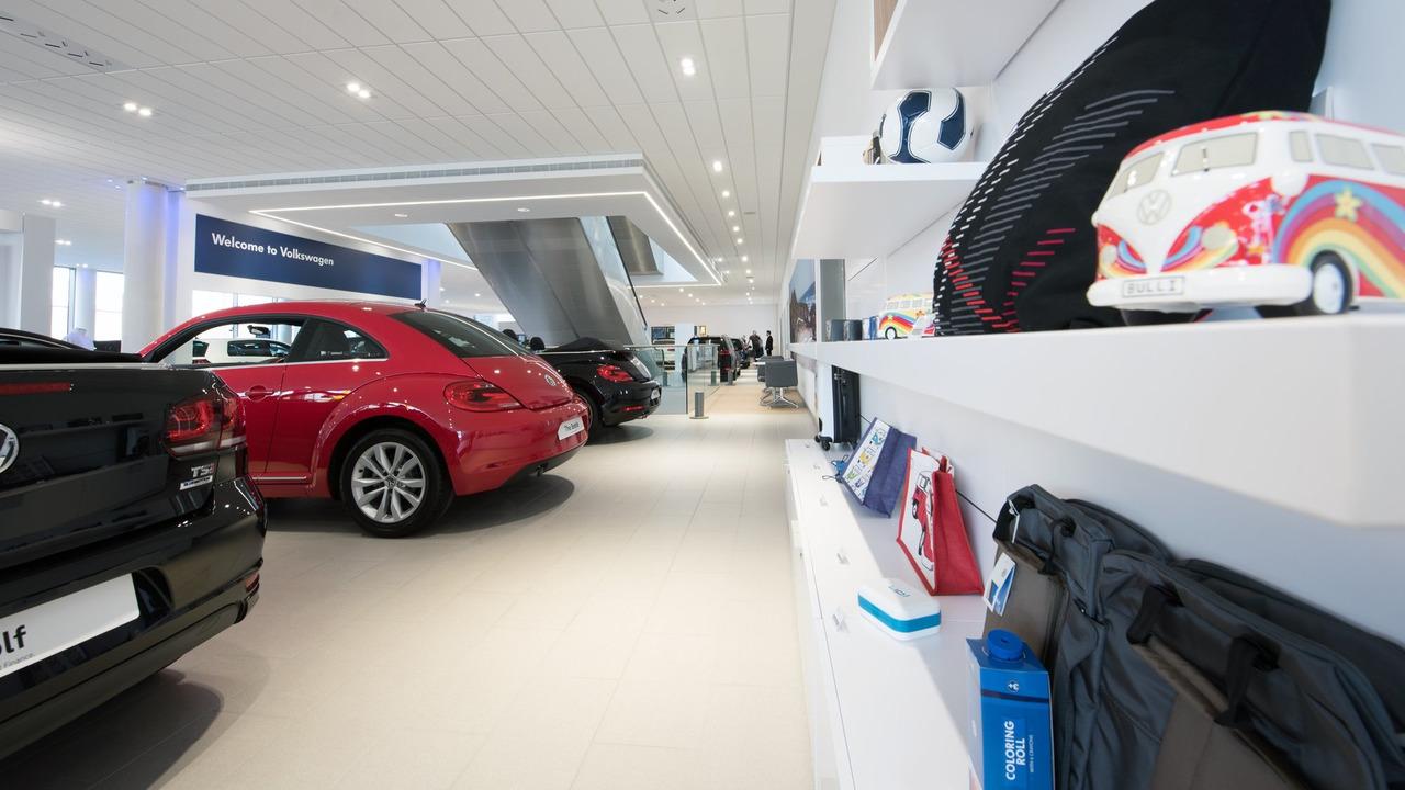 Volkswagen 2016 first half sales