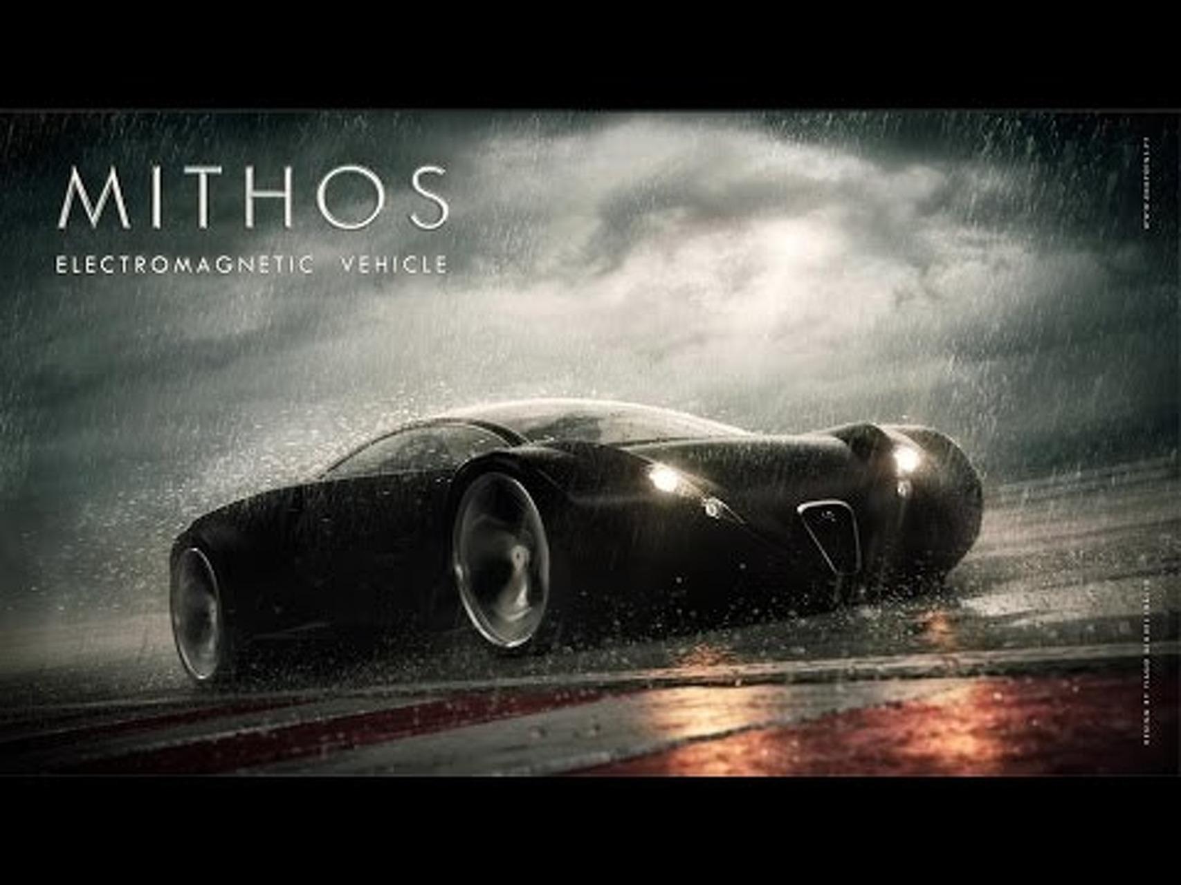 MITHOS - ELECTROMAGNETIC VEHICLE