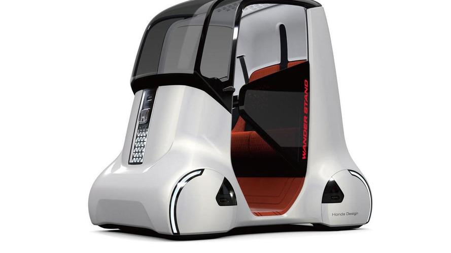 Honda Wander Stand & Wander Walker concepts unveiled