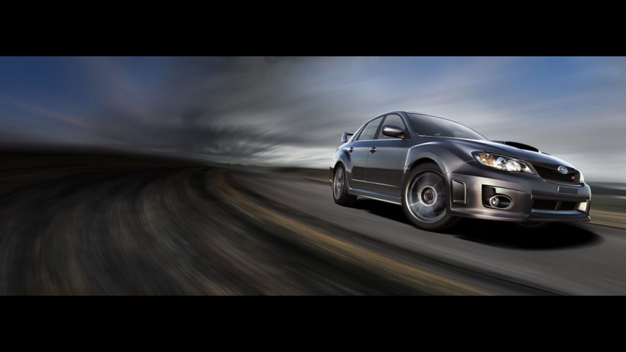 Subaru Impreza WRX STi: torna la berlina