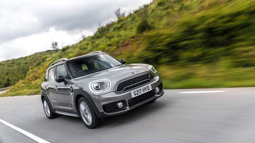 2017 Mini Countryman Plug-In Hybrid first drive: Mini goes electric
