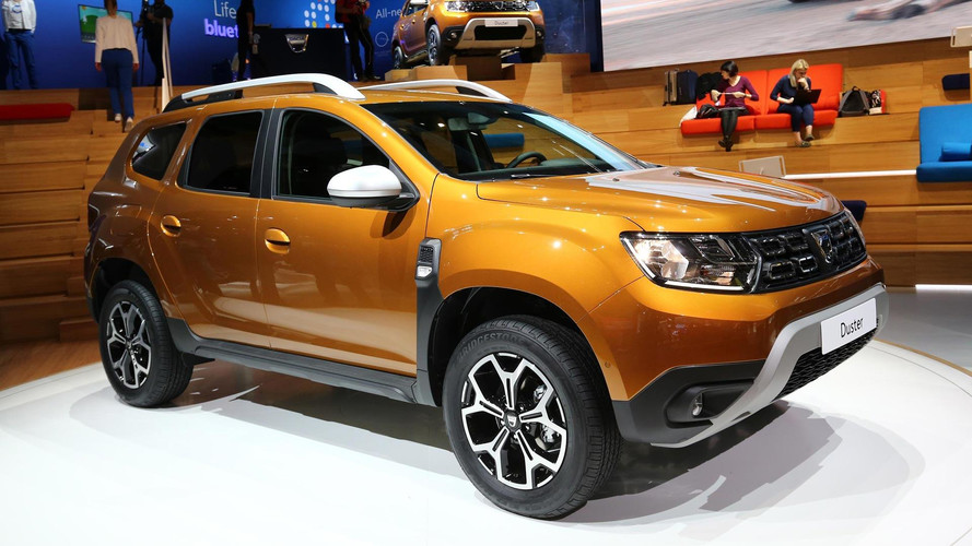 Dacia Duster Is Better Than Ever, Still
