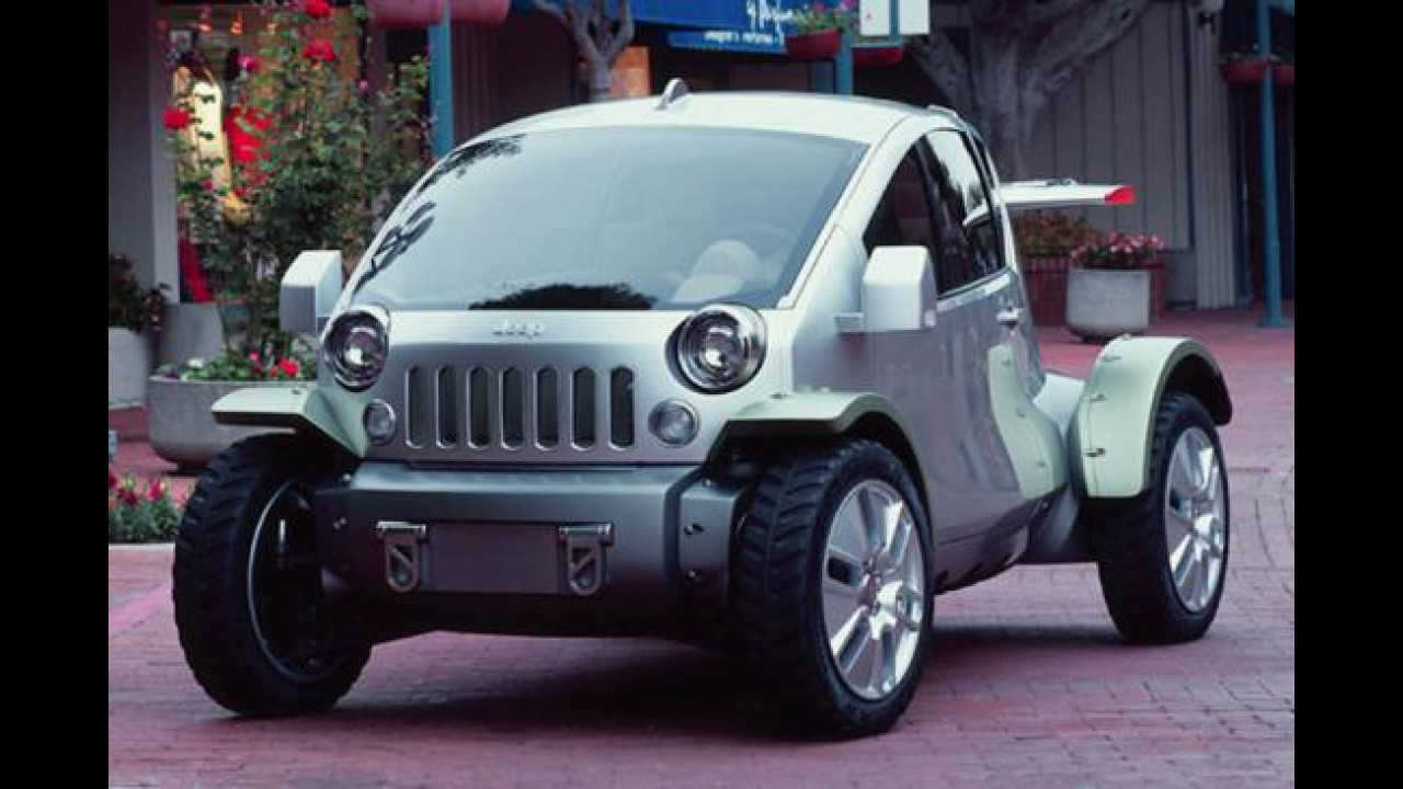 Jeep Treo