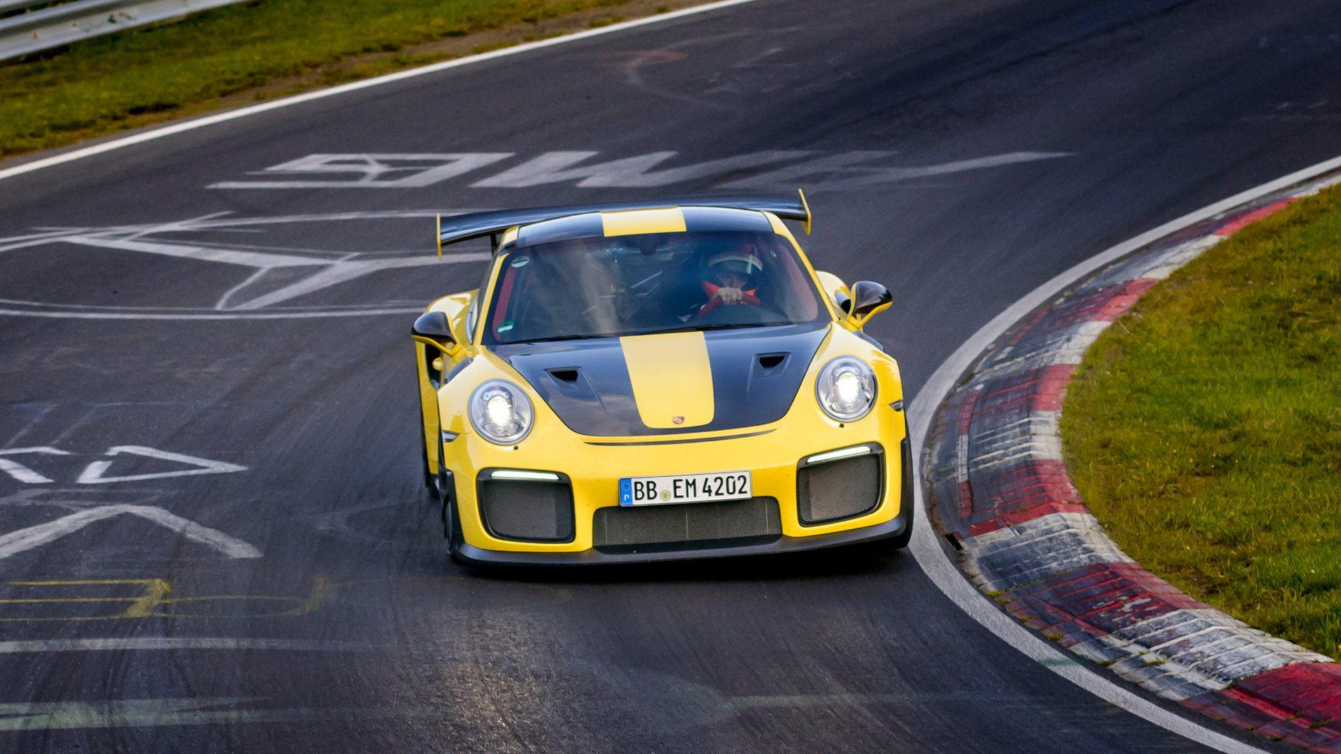 porsche-911-gt2-rs-nurburgring-record Interesting Porsche 911 Gt2 Rs Nurburgring Lap Cars Trend