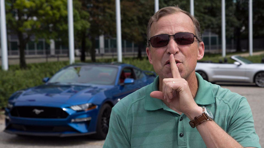 2018 Mustang Gets Quiet Exhaust Mode To Pacify Snooty Neighbours