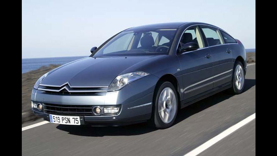 Citroën C6: Erste Preise für den großen Wagen