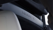 Tesla Model X photos officielles