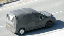 Citroen Berlingo Spy Photos