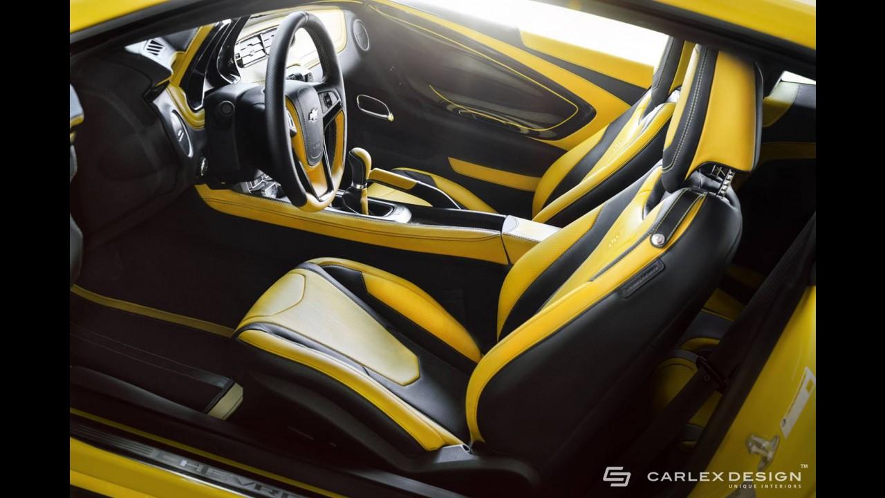 Este é o legítimo Camaro amarelo! Veja por quê