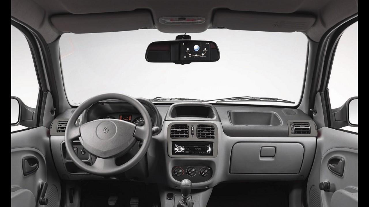 Perto do fim no Mercosul, Clio ganha versão Express e vira táxi na Colômbia