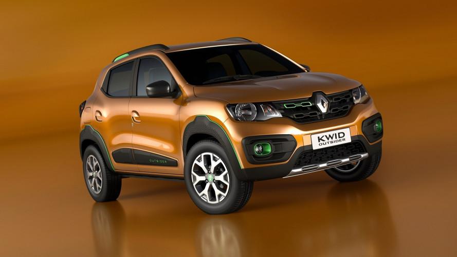 Renault esculacha o VW up! para promover o Kwid