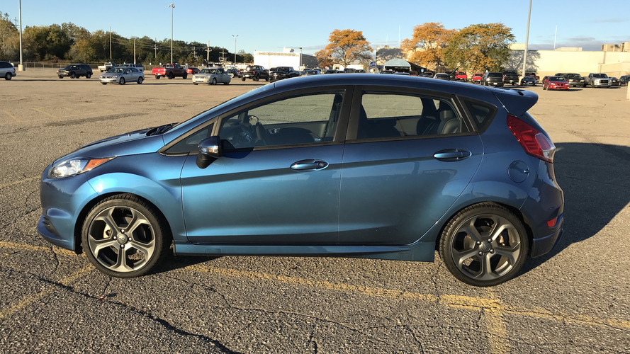 This Ford Fiesta ST is literally one of a kind