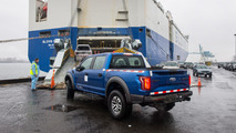 Ford F-150 Raptor China Delivery