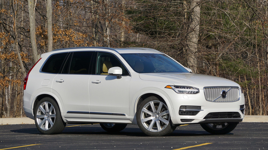 2017 Volvo XC90 Review: Just don't pick the PHEV