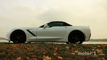 Corvette Stingray Profil gauche