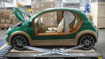 Gaddafi's Fiat 500 Castagna EV, 500, 31.08.2011