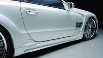 Mercedes-Benz R230 SL-Class Sports Line Black Bison Edition by Wald International 20.10.2011