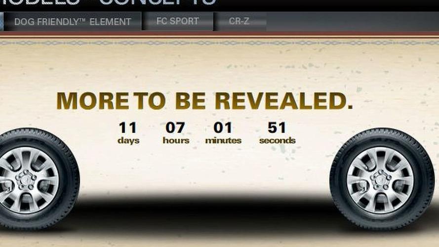 2010 Honda Accord Crosstour Teaser Released