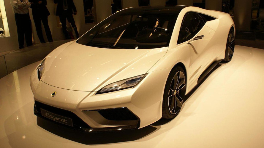 Lotus up for sale?