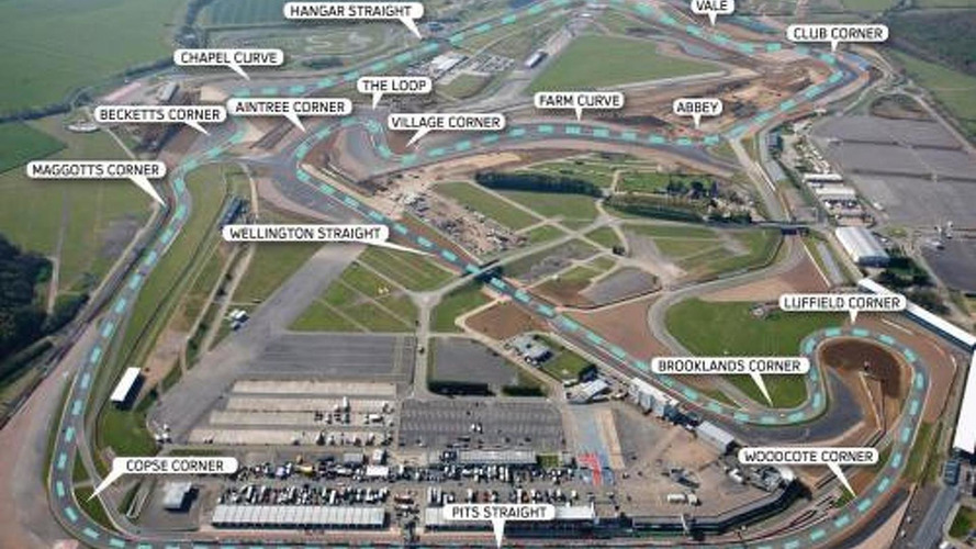 New Silverstone corners named
