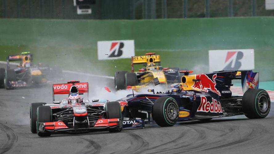 Press 'certain' Spa ended Vettel's title tilt