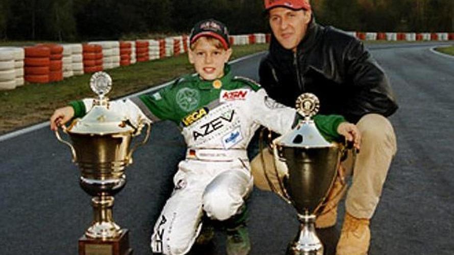 Vettel denies dominance like Schumacher era