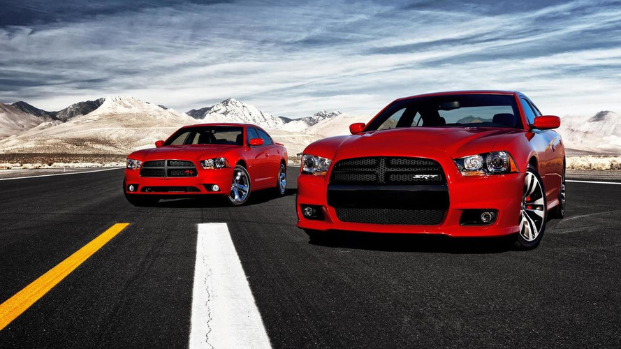 2012 Dodge Charger SRT8 blows into the Windy City